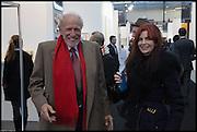 BARON VON BUCH; NATHALIE HAMBRO, Art 14. Olympia Grand Hall. London. 27 February 2013.