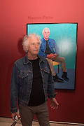 MAURICE PAYNE, David Hockney RA: 82 Portraits and 1 Still-life. Royal Academy of Arts. Piccadilly. London. 28 June 2016