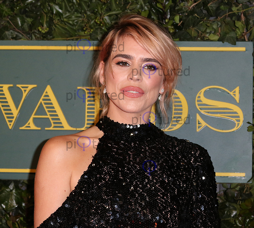 Billie Piper, London Evening Standard Theatre Awards, Theatre Royal Drury Lane, London UK, 03 December 2017, Photo by Richard Goldschmidt