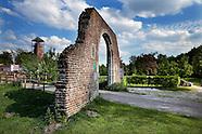 Kasteelruine in Horst weer open voor publiek
