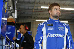 November 10, 2018 - Avondale, Arizona, U.S. - Ricky Stenhouse, Jr (17) hangs out in the garage during practice for the Can-Am 500(k) at ISM Raceway in Avondale, Arizona. (Credit Image: © Chris Owens Asp Inc/ASP)