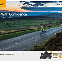 Continental Tyres campaigns.