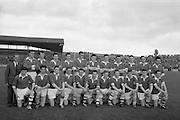 19/08/1962<br /> 08/19/1962<br /> 19 August 1962<br /> All Ireland Football Semi Final: Cavan v Roscommon at Croke Park, Dublin. The Cavan team.