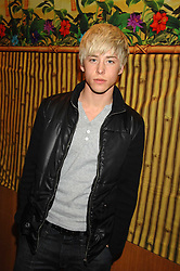 Actor MITCH HEWER from Skins at a party hosted by Mulberry to celebrate the publication of The Meaning of Sunglasses by Hadley Freeman held at Mulberry 41-42 New Bond Street, London on 14th February 2008.<br /><br />NON EXCLUSIVE - WORLD RIGHTS