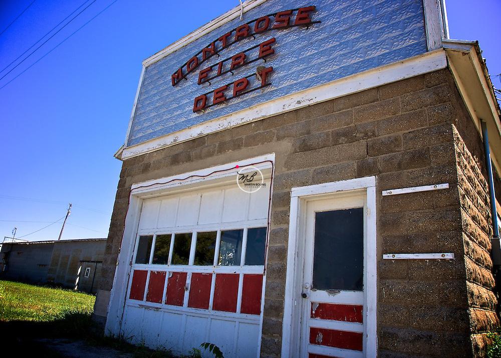 Montrose firehouse jail