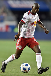 July 28, 2018 - Harrison, New Jersey, U.S - New York Red Bulls forward BRADLEY WRIGHT-PHILLIPS (99) drives to the penalty area at Red Bull Arena in Harrison New Jersey Columbus defeats New York 3 to 2 (Credit Image: © Brooks Von Arx via ZUMA Wire)
