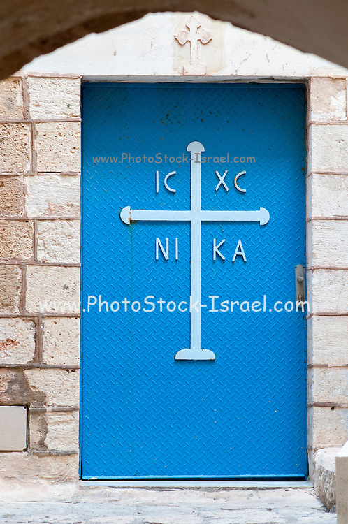 St. Michael's Greek Orthodox Church in Old Jaffa, Israel
