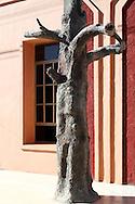 Faux tree in Bayamo, Granma, Cuba.