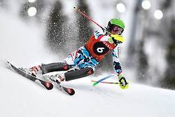 10.03.2017, Are, SWE, FIS Ski Alpin Junioren WM, Are 2017, Super G, Damen, im Bild Nadine Fest (AUT) winner // during ladie's SuperG of the FIS Junior World Ski Championships 2017. Are, Sweden on 2017/03/10. EXPA Pictures © 2017, PhotoCredit: EXPA/ Nisse<br /> <br /> *****ATTENTION - OUT of SWE*****