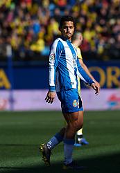 February 3, 2019 - Vila-Real, Castellon, Spain - Roberto Rosales of RCD Espanyol during the La Liga match between Villarreal and Espanyol at Estadio de la Ceramica on February 3, 2019 in Vila-real, Spain. (Credit Image: © AFP7 via ZUMA Wire)