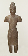 Bodhisattva Lokisvara from Prei Kmeng, Cambodia 7th Century.