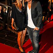 NLD/Amsterdam/20100629 - Premiere Twilight Saga - The Eclipse, Gaby Blaaser en partner