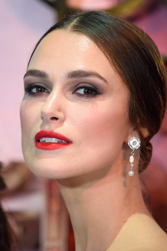 Keira Knightley attending the European Premiere of The Nutcracker and the Four Realms held at the Vue, Westfield London. Picture credit should read: Matt Crossick/EMPICS