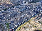 Nederland, Noord-Holland, Amsterdam, 16-04-2021;<br /> <br /> QQQ<br /> luchtfoto (toeslag op standard tarieven);<br /> aerial photo (additional fee required);<br /> copyright foto/photo Siebe Swart