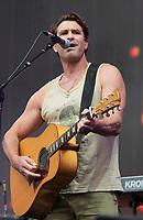 Pete Murray at Fire Fight Australia at the  ANZ Stadium Sydney Australa 16 Feb 2020 Photo BY Rhiannon Hopley