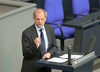 DEU, Deutschland, Germany, Berlin, 07.05.2020: Fritz Güntzler (CDU) während einer Rede bei einer Plenarsitzung im Deutschen Bundestag.