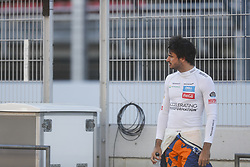 May 14, 2019 - Montmelo, Spain - CARLOS SAINZ Jr of McLaren F1 Team during the Formula 1 in season testing at Circuit de Barcelona-Catalunya in Montmelo, Spain. (Credit Image: © James Gasperotti/ZUMA Wire)