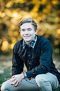 High School Senior Portrait