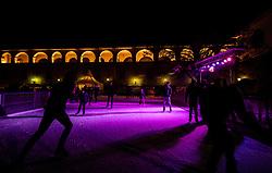 Silvestrovanje v Mariboru, on December 31, 2019 and January 1, 2020  in Trg Leona Stuklja, Maribor, Slovenia. Photo by Vid Ponikvar/ Sportida