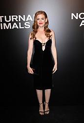Isla Fisher bei der Nocturnal Animals Los Angeles Premiere / 111116 ***Nocturnal Animals Los Angeles Premiere in november 11, 2016***
