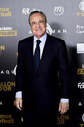 December 3, 2018 - Paris, France, France - Florentino Perez - President du Real Madrid (Credit Image: © Panoramic via ZUMA Press)