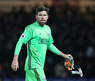 WBA's Ben Foster looks on dejected during the Premier League match at Vicarage Road Stadium, London. Picture date: April 4th, 2017. Pic credit should read: David Klein/Sportimage