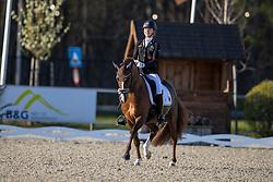 Roth Antonia, GER, Daily Pleasure WE<br /> CDI 3* Opglabeek<br /> © Hippo Foto - Dirk Caremans<br />  24/04/2021