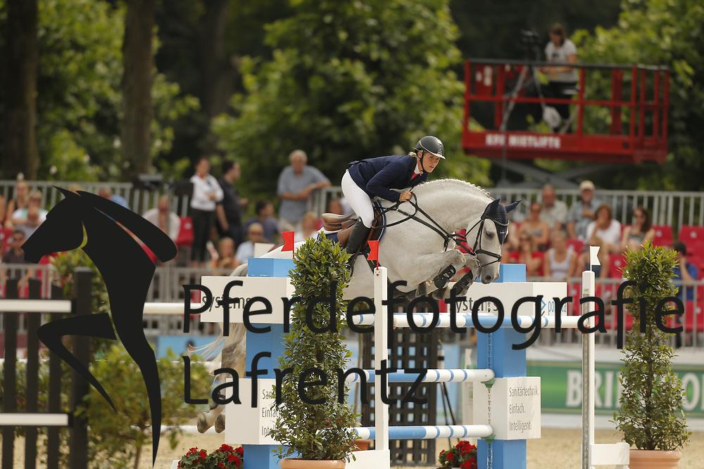 Lütgenau, Marie, Wizzerd<br /> Münster - Turnier der Sieger<br /> Mittlere Tour<br /> © www.sportfotos-lafrentz.de/ Stefan Lafrentz