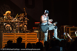 Brantley Gilbert plays the Buffalo Chip during the 75th Annual Sturgis Black Hills Motorcycle Rally.  SD, USA.  August 2, 2015.  Photography ©2015 Michael Lichter.