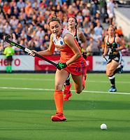 EINDHOVEN - Marijn Veen (Ned)   tijdens  de Pro League hockeywedstrijd  Nederland-Duitsland (2-1)   COPYRIGHT KOEN SUYK