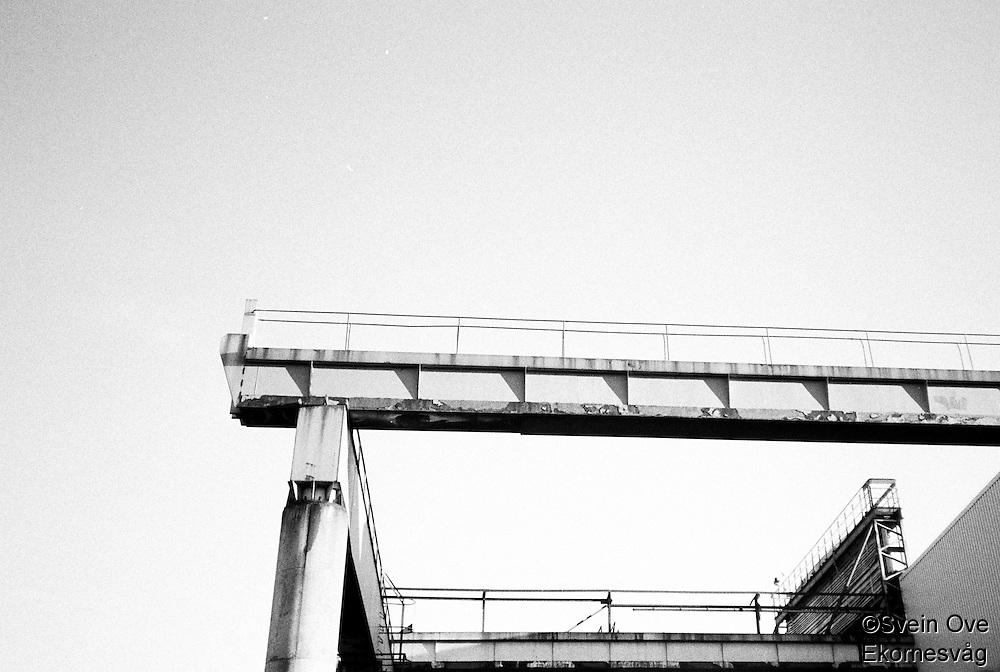 Industrielle Ålesund.<br /> Foto: Svein Ove Ekornesvåg