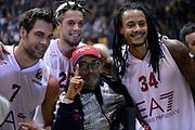 DESCRIZIONE : Desio Eurolega Euroleague 2014-15 EA7 Emporio Armani Milano Panathinaikos Atene<br /> GIOCATORE : Spike Lee Bruno Cerella David Moss Daniel Hackett<br /> CATEGORIA : postgame<br /> SQUADRA : EA7 Emporio Armani Milano<br /> EVENTO : Eurolega Euroleague 2014-2015<br /> GARA : EA7 Emporio Armani Milano Panathinaikos Atene<br /> DATA : 11/12/2014<br /> SPORT : Pallacanestro <br /> AUTORE : Agenzia Ciamillo-Castoria/S.Ceretti<br /> Galleria : Eurolega Euroleague 2014-2015<br /> Fotonotizia : Desio Eurolega Euroleague 2014-15 EA7 Emporio Armani Milano Panathinaikos Atene<br /> Predefinita :