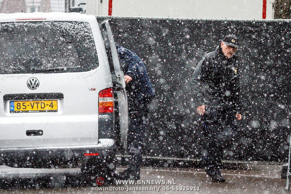 NLD/Bilthoven/20160304 - Moord op miljonair Koen Everink in Bilthoven