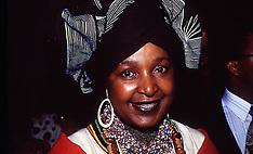 File - Winnie Mandela Turns 80 - 26 Sep 2016