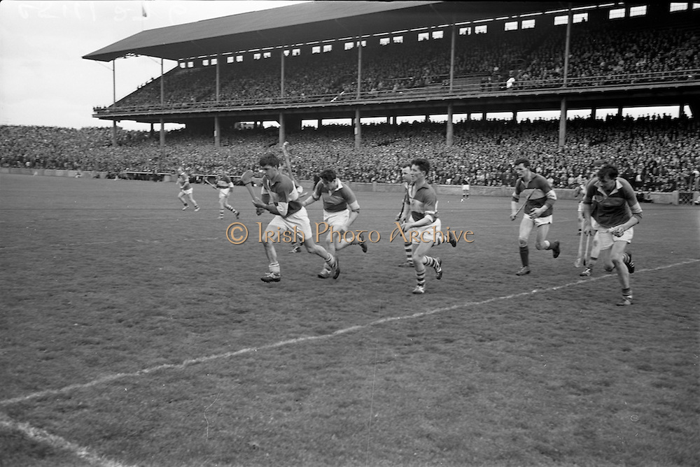 16/05/1965<br /> 05/16/1965<br /> 16 May 1965<br /> National Hurling League Final: Kerry v Laois at Croke Park, Dublin.