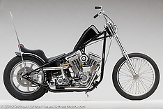 Justin McNeely Derake Black Chopper