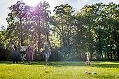Parkuitstap met oma en opa