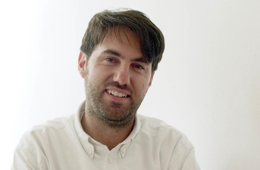 03 APR 2001 - Treviso - Staff E-TREE, siti e portali web - Riccardo Donadon, fondatore e socio