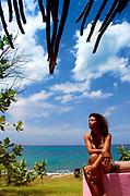Jakes - Sun Sea Girl and Sky - Teasure Beach Jamaica