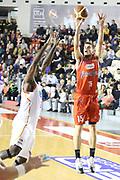DESCRIZIONE : Roma Campionato Lega A 2013-14 Acea Virtus Roma Grissin Bon Reggio Emilia <br /> GIOCATORE :  Silins Ojars<br /> CATEGORIA : three points<br /> SQUADRA : Grissin Bon Reggio Emilia<br /> EVENTO : Campionato Lega A 2013-2014<br /> GARA : Acea Virtus Roma Grissin Bon Reggio Emilia <br /> DATA : 22/12/2013<br /> SPORT : Pallacanestro<br /> AUTORE : Agenzia Ciamillo-Castoria/M.Simoni<br /> Galleria : Lega Basket A 2013-2014<br /> Fotonotizia : Roma Campionato Lega A 2013-14 Acea Virtus Roma Grissin Bon Reggio Emilia <br /> Predefinita :