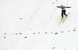 Adam Malysz of Poland at e.on Ruhrgas FIS World Cup Ski Jumping on K215 ski flying hill, on March 14, 2008 in Planica, Slovenia . (Photo by Vid Ponikvar / Sportal Images)./ Sportida)