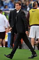 Rudi Garcia, allenatore della Roma.<br /> Roma 17-10-2015 Stadio Olimpico, Football Calcio 2015/2016 Serie A.AS Roma - Empoli.  Foto Antonietta Baldassarre / Insidefoto