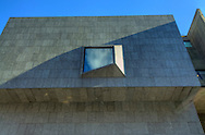 Whitney Museum Of American Art, NYC, NY, designed by Marcel Breuer