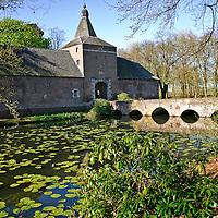 Arcen Gardens, The Netherlands Stock Photos