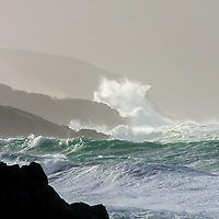 Atlantic Storm St. Finian's Bay