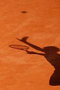 Monday June 2nd 2008. Roland Garros. Paris, France. .Gael MONFILS against Ivan LJUBICIC..Round of 16 (4th Round)...