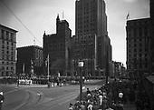 Un des premiers gratte-ciels montréalais de style Art déco : l'édifice Aldred