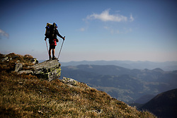 November 12, 2016 - Carpathians Mountains, Ukraine - Chornohora ridge in the Ukrainian Carpathians (Credit Image: © Nazar Gonchar via ZUMA Wire)