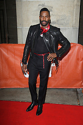 September 11, 2018 - Toronto, Ontario, Kanada - Colman Domingo bei der Premiere von 'Assassination Nation' auf dem 43. Toronto International Film Festival im Ryerson Theatre . Toronto, 11.09.2018 (Credit Image: © Future-Image via ZUMA Press)