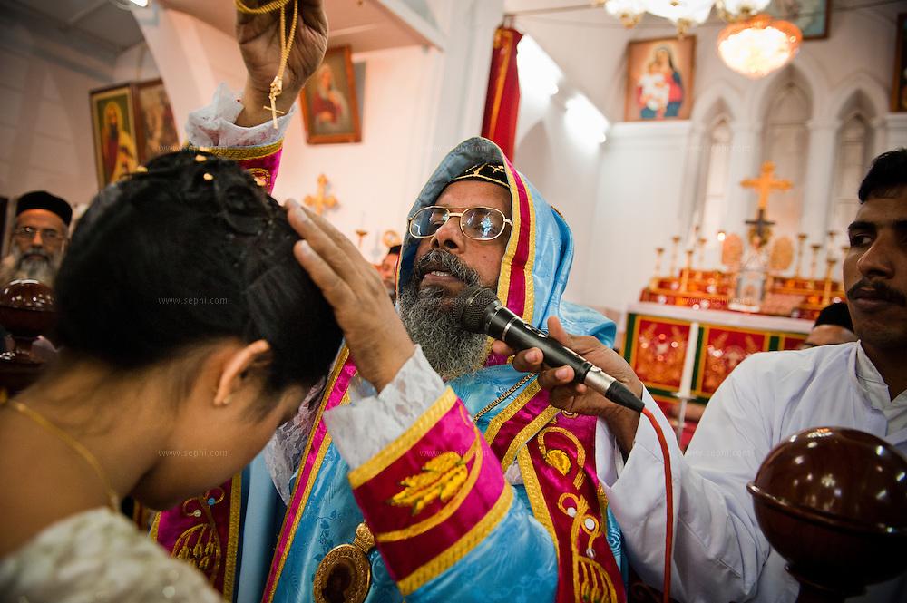Syrian christian wedding in Kerala